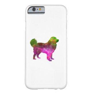 Tatra Shepherd Dog in watercolor Barely There iPhone 6 Case