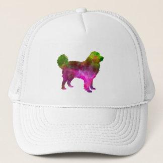 Tatra Shepherd Dog in watercolor Trucker Hat