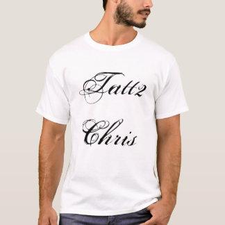 Tatt2 Chris T-Shirt