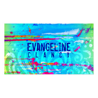 Tattered and Torn Grunge Boutique Pack Of Standard Business Cards