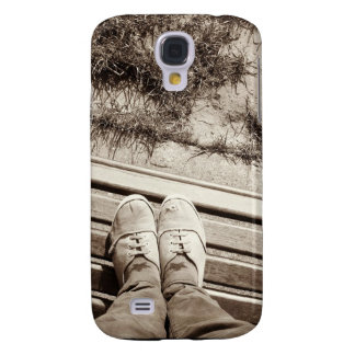 Tattered Galaxy S4 Covers