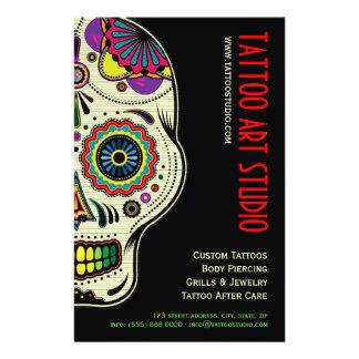 Tattoo Art Shop flyer