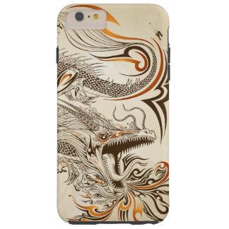 Tattoo Dragon Art iPhone 6 Plus Case