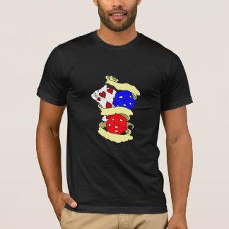 tattoo-flash-example-linework3 T-Shirt