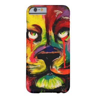 Tattoo ink lion iPhone case