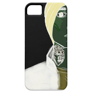 Tattoo neck Skater boy Case For The iPhone 5