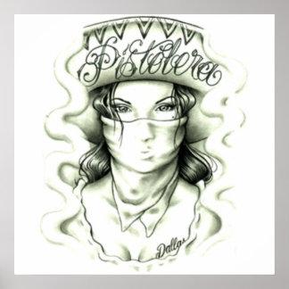 tattoo reason will spray poster