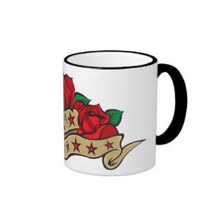 Tattoo Rose Mum Mug