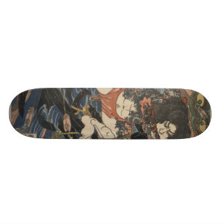 Tattoo Samurai Skate Board Decks