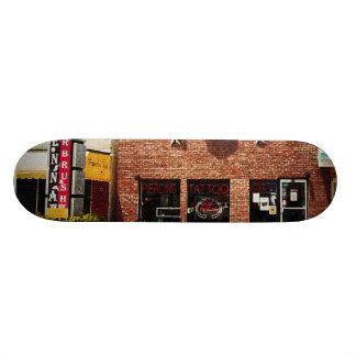 Tattoo Shop Skateboard