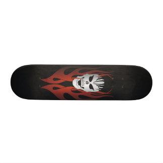 Tattoo Skull Board 2 Custom Skate Board