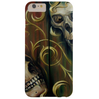 Tattoo Style Skulls Barely There iPhone 6 Plus Case