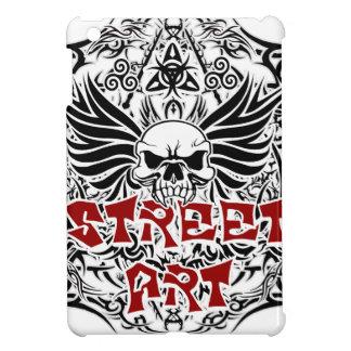 Tattoo tribal street art iPad mini cases