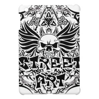 Tattoo tribal street art iPad mini covers
