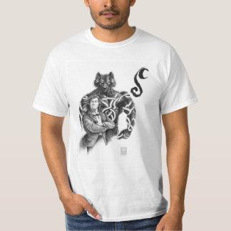 Tattoo Werewolf T-Shirt