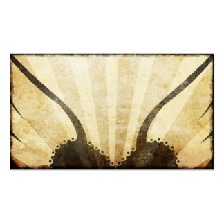 Tattoo Winged Heart  RSVPCards Pack Of Standard Business Cards