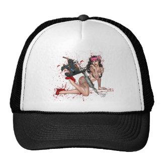 Tattooed Girl Hat