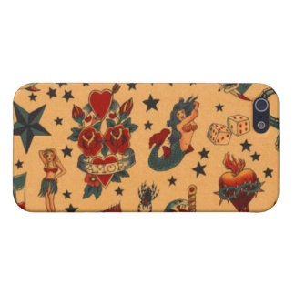 Tattooed iPhone Case iPhone 5 Case