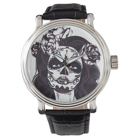 Tattooed Lady Watch