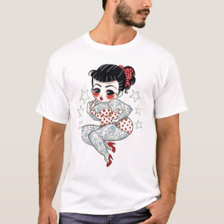 tattooed tessie T-Shirt