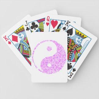 tau2 bicycle playing cards