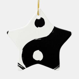 tau ceramic ornament