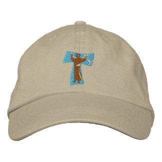 Tau cross st. Francis - Tau e san Francesco Embroidered Hat