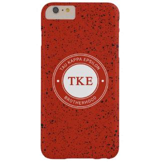 Tau Kappa Epsilon   Badge Barely There iPhone 6 Plus Case