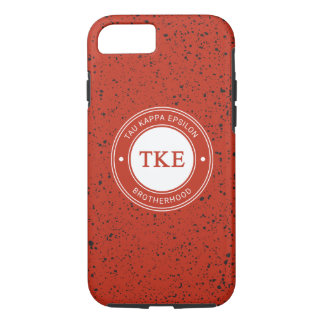 Tau Kappa Epsilon | Badge iPhone 8/7 Case