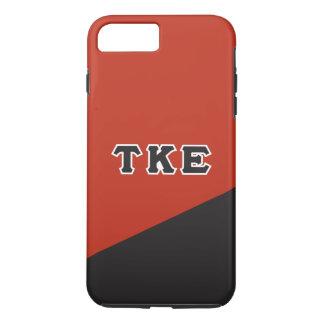Tau Kappa Epsilon   Greek Letters iPhone 8 Plus/7 Plus Case