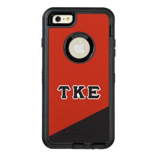 Tau Kappa Epsilon   Greek Letters OtterBox Defender iPhone Case