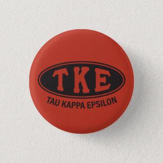 Tau Kappa Epsilon   Vintage 3 Cm Round Badge