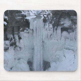 taughannock falls mouse pad