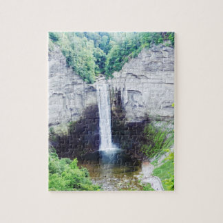 TAUGHANNOCK FALLS puzzle