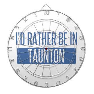 Taunton Dartboard