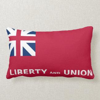 Taunton Flag Lumbar Cushion