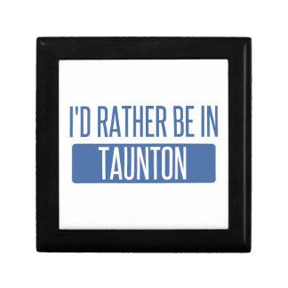 Taunton Gift Box