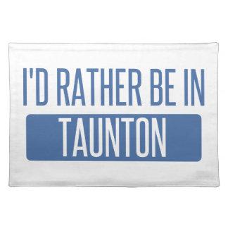 Taunton Placemat