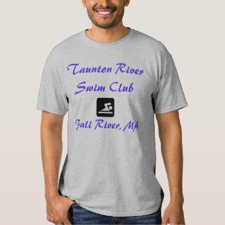 Taunton River Swim Club, Fall River, MA Tshirts