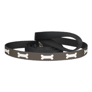 Taupe Fashionable Color Matched Dog Leads