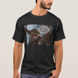 Tauran sees the mind flayer T-Shirt