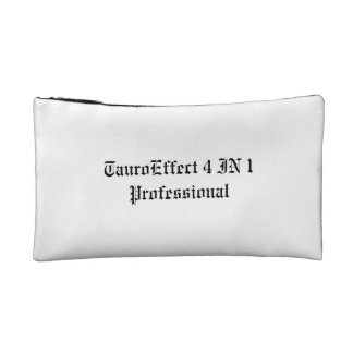 TauroEffect 4 IN 1 Professional Makeup Bags