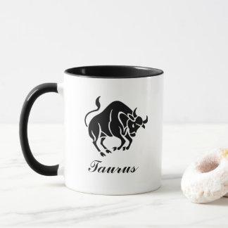 TAURUS Astrology Star Sign Mug