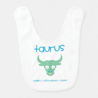 Taurus Baby Bib