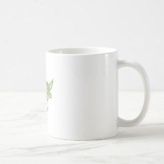 Taurus Bull Celtic Knot Coffee Mug