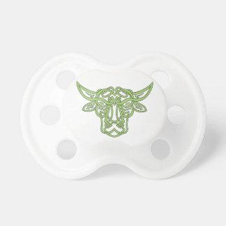 Taurus Bull Celtic Knot Dummy