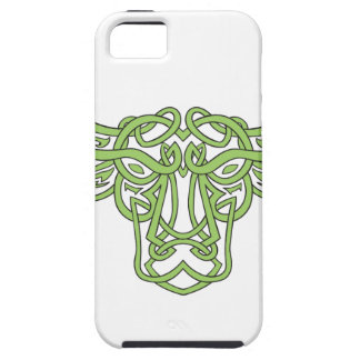 Taurus Bull Celtic Knot iPhone 5 Cover