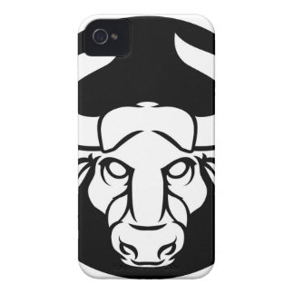 Taurus Bull Zodiac Astrology Sign Case-Mate iPhone 4 Cases