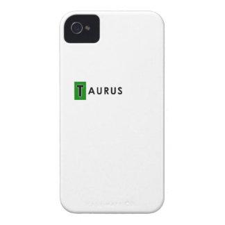 TAURUS COLOR Case-Mate iPhone 4 CASE