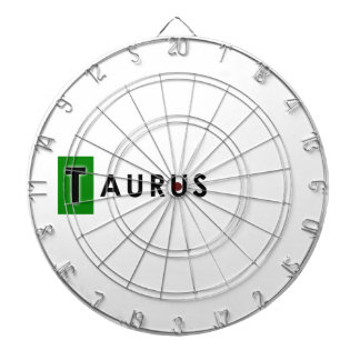 TAURUS COLOR DARTBOARD